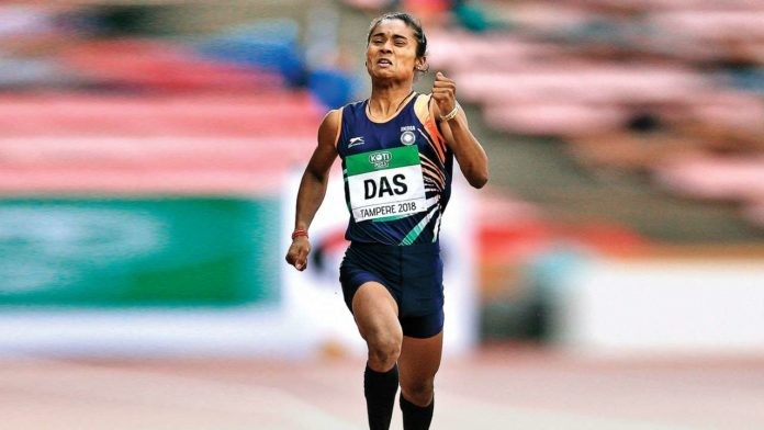 Asian Games silver medalist Hima Das has moved to the 200m category from 400m ahead of 2020 Olympics