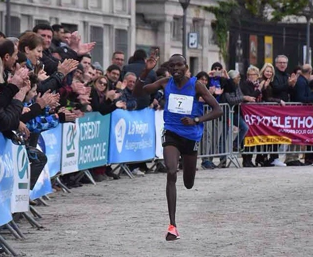 Defending champion Mathew Kimeli is aiming to win for the second time at the Great 10k
