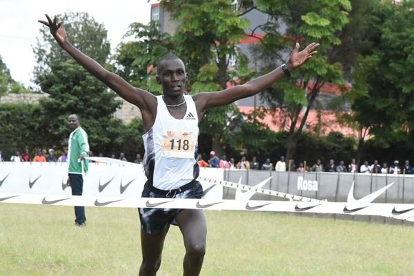 Africa Cross Country junior champion Nicholas Kimeli to chase best time in Monaco Diamond League
