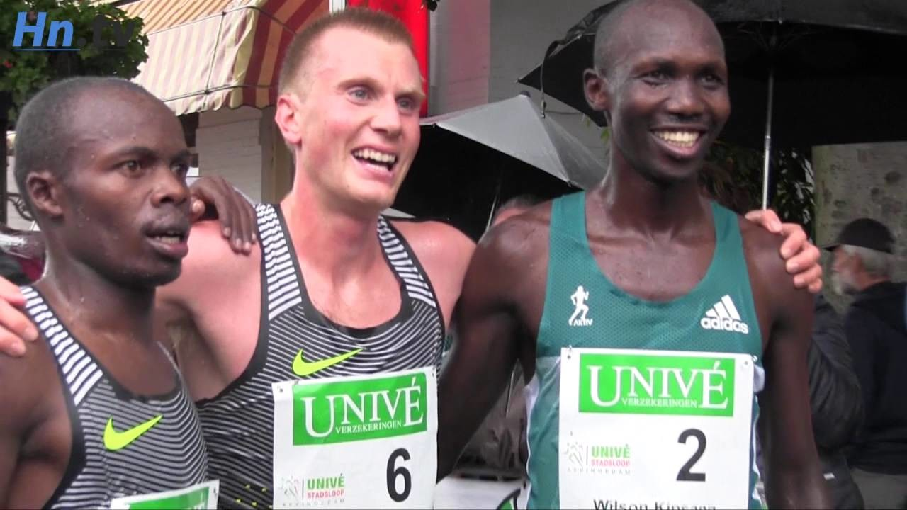Non-Africans Can Run on the Same Level as They Do
