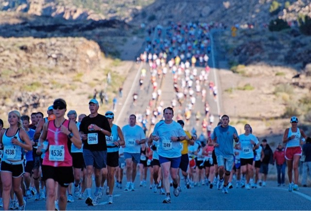 The annual St. George Marathon is set for its 43rd run Saturday morning