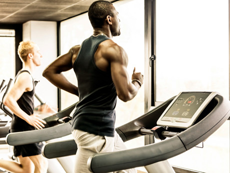 There are times when running indoor on a treadmill might be the best solution