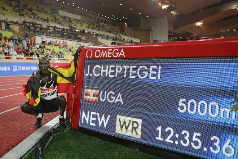 Lots of fast times in Monaco including a new 5000m world record