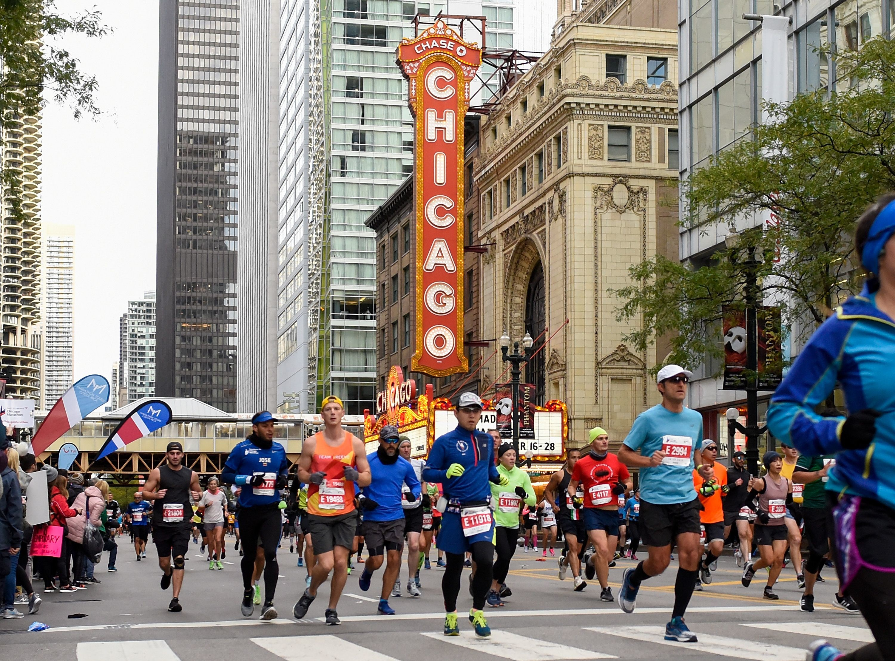 The 2020 Chicago Marathon has been canceled
