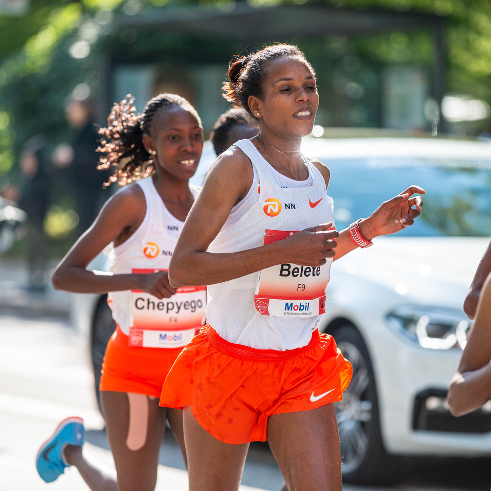 Mimi Belete from Bahrain will debut at Scotiabank Toronto Waterfront Marathon
