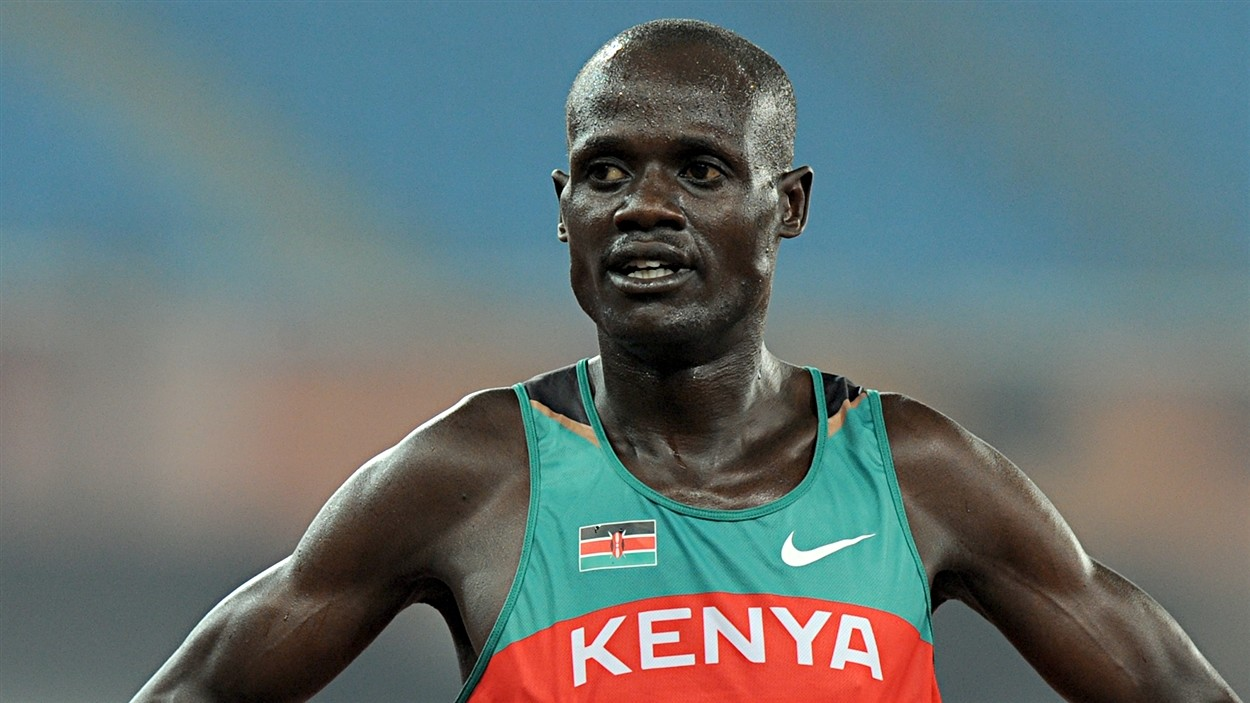 Age is only a number for 42-year-old Mark Kiptoo who clocked a 2:07:50 marathon