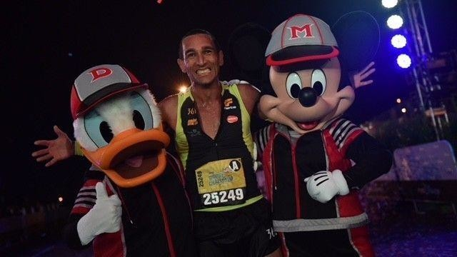 Marcelo Avelar of Brazil won the 2019 Walt Disney World Half Marathon on Saturday clocking 01:08:54