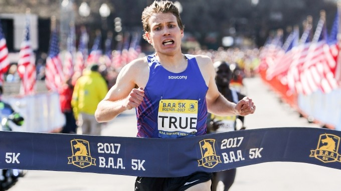 America's Ben True and Ethiopia's Buze Diriba are back to Defend Their Titles at BAA 5K Saturday