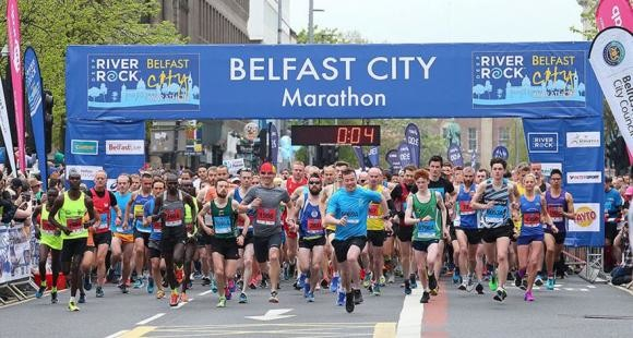 The 2020 Belfast marathon has been cancelled for the first time in the event's 38-year history