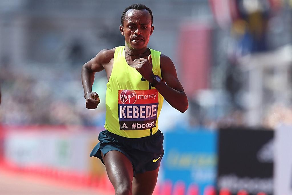 Olympic medalist Ethiopia's Kebede ready to break course record at Zurich