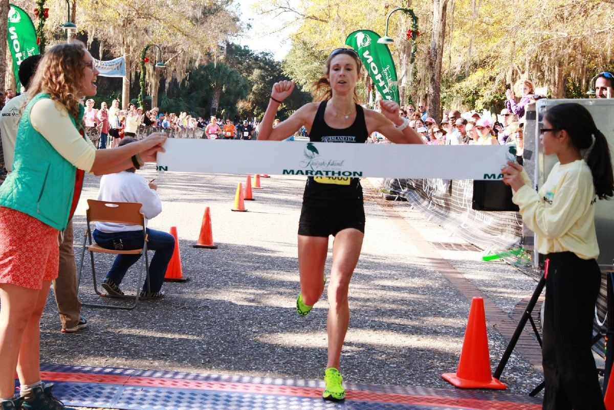 Batten goal is to qualify for the US Olympic Marathon Trials in Austin