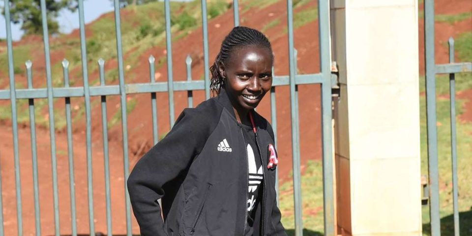 Frankfurt Marathon champion Valary Jemeli Aiyabei is currently ranked as the 10th fastest woman in marathon history