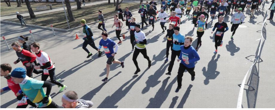 Running on empty: Coronavirus has changed the course for races big and small
