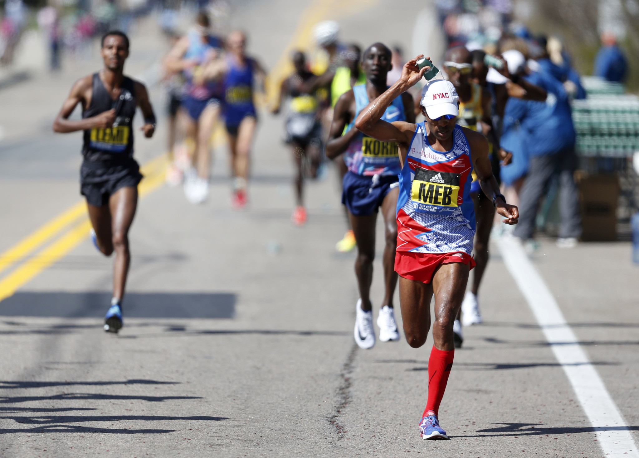 Olympian Meb Keflezighi will participate in Tallahassee Half Marathon this weekend