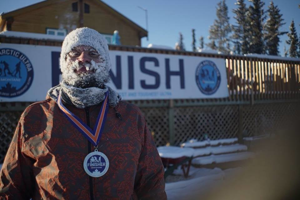 This race is considered the Coldest Ultramarathon on the Planet