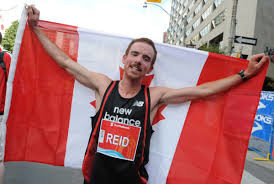 Canada's second fastest marathoner Reid Coolsaet is eyeing Jerome Drayton's record