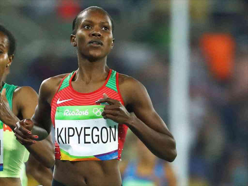 Kenya's Olympic 1,500m champion Faith Kipyegon to take on Genzebe in Ostrava