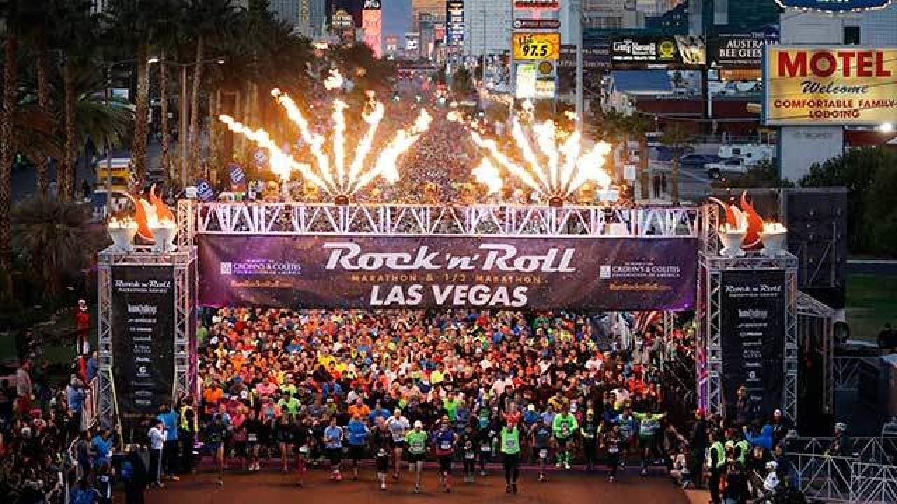 The 11th Annual 2019 Humana Rock N Roll Las Vegas Marathon Marathon and Half is this weekend