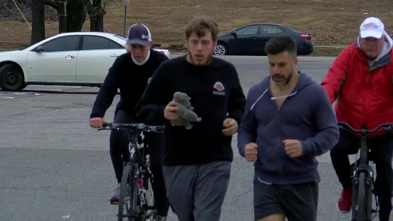 Autistic runner Jack Knight is ready for his first full marathon