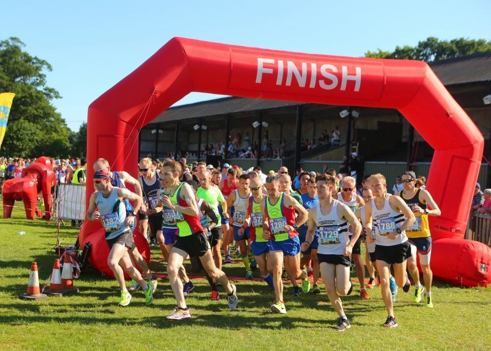Shrewsbury Half Marathon will be the first running race in the UK to use cartons of water