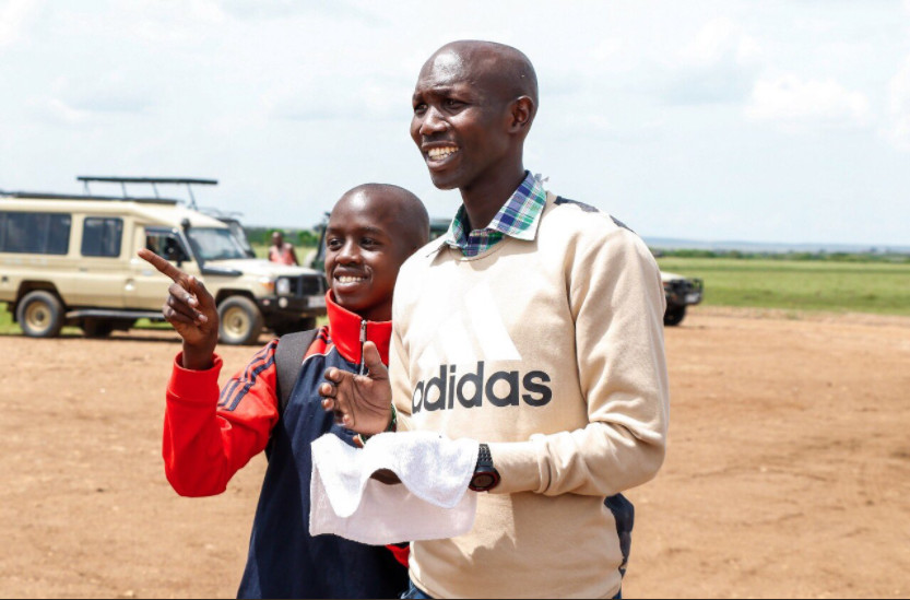Kipsang is focused on setting a new World Marathon Record in Tokyo Feb 25