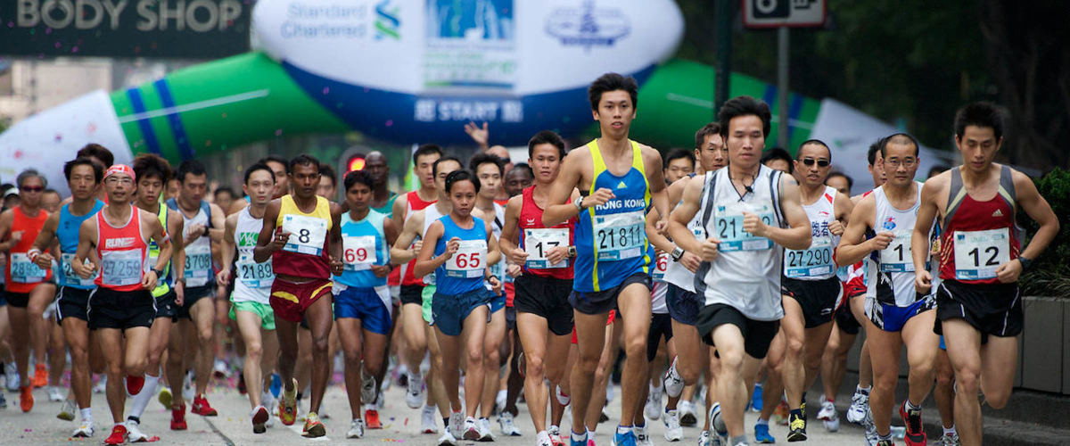 Hong Kong Marathon is increasing the size of their field by 4,000 in their 2019 event