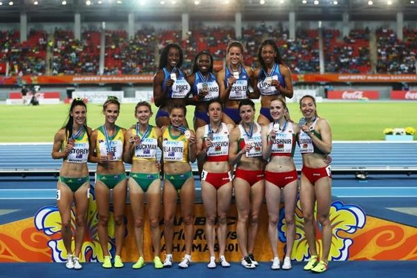 The IAAF will elect its first female vice-president this year as it continues its efforts to ensure that women are represented at the highest levels of the sport