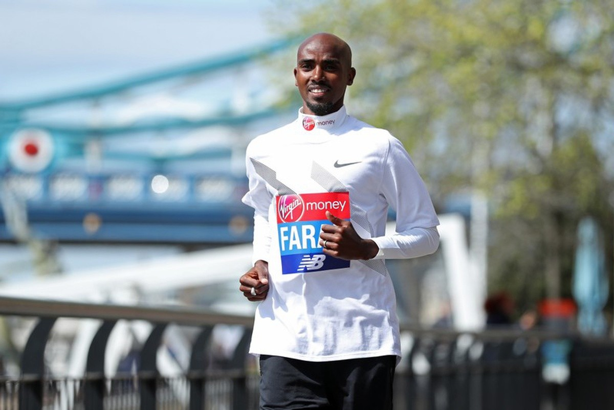 Mo Farah knows that he must improve dramatically to be in the medal mix in Tokyo