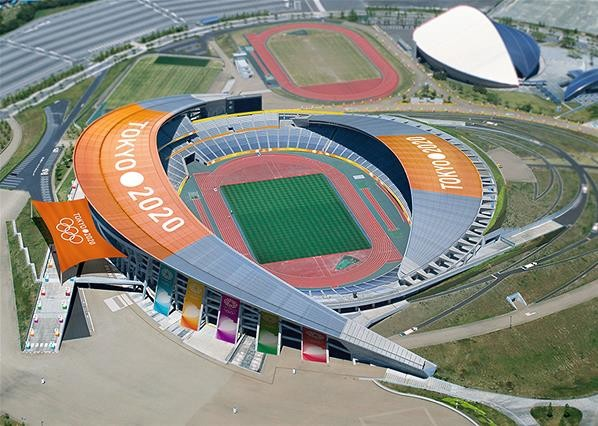 Tokyo 2020 marathon will end with a grueling incline at the newly built Olympic stadium