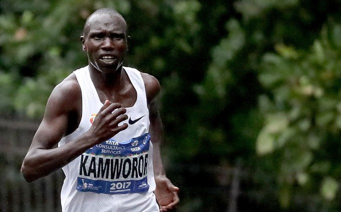 Defending champion Geoffrey Kamworor and  Kibiwott Kandie will lead Team Kenya for the 24th edition of the World Half Marathon being held March 29 in Gdynia