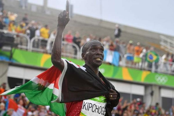 Eliud Kipchoge says the IOC and the Japanese government made the right decision to postpone the Tokyo Olympic Games and move it to 2021
