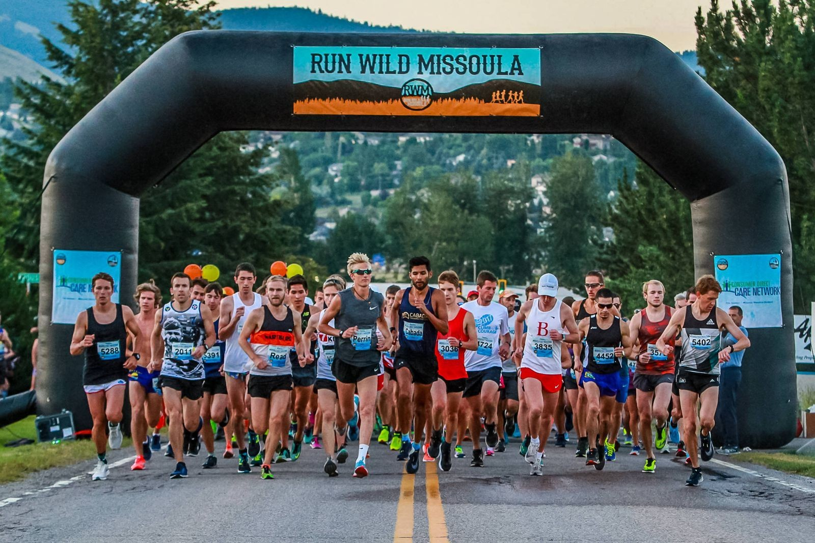 The Missoula Marathon will bring an estimated $2 million to the Garden City economy