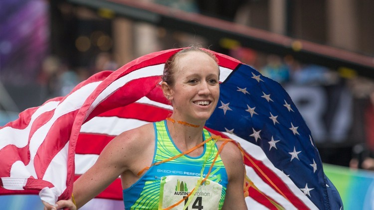 Allison Macsas qualified for 2020 Olympic Marathon Trials on tough course