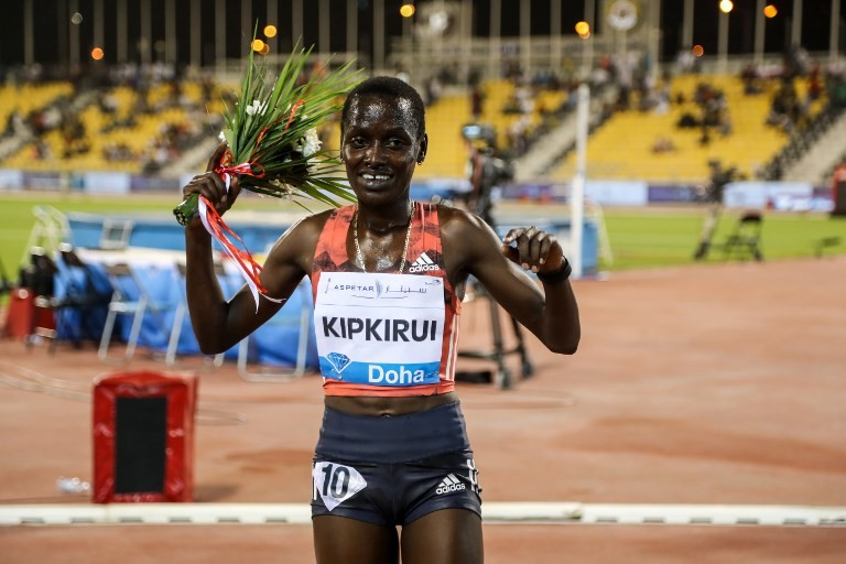 Kenya's Caroline Kipkirui and Ethiopia's  Worknesh Degefa, will go head-to-head  in the Airtel Delhi Half Marathon 2018