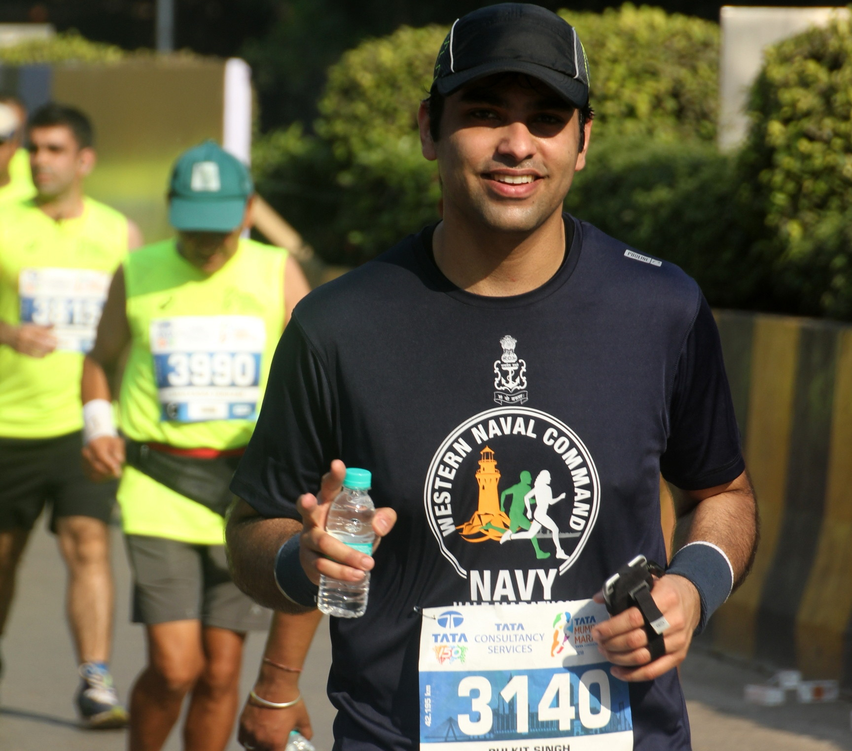 Global Run Challenge Profile: Pulkit Singh went out one morning at 3:30am to escape the pressure of his job and started running