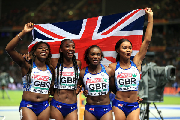 A British team of 72 athletes has been named for the IAAF World Championships in Doha