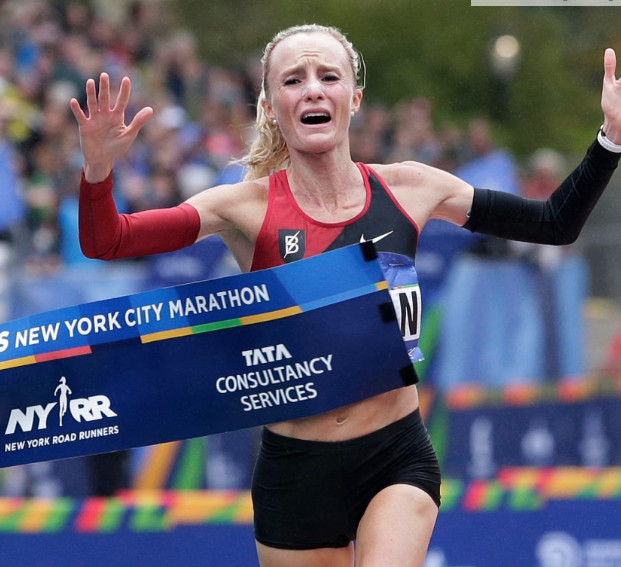 Eight life lessons from one of America's best marathoners - Shalane Flanagan on How to Achieve Peak Performance