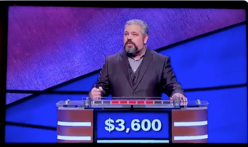 Jeopardy! contestants stumped by running question-We'll take