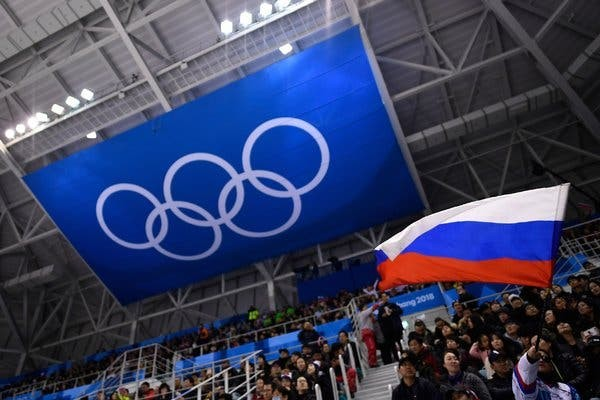 Russia confirmed that intends to appeal the four-year ban it was served by WADA