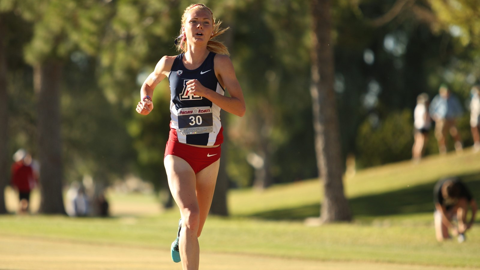 Addi Zerrenner, 23, made her debut at Grandma's Marathon and qualified for the U.S. Olympic Marathon Trials