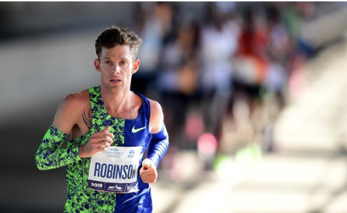Robinson and Johannes break national records to win Marugame Half Marathon