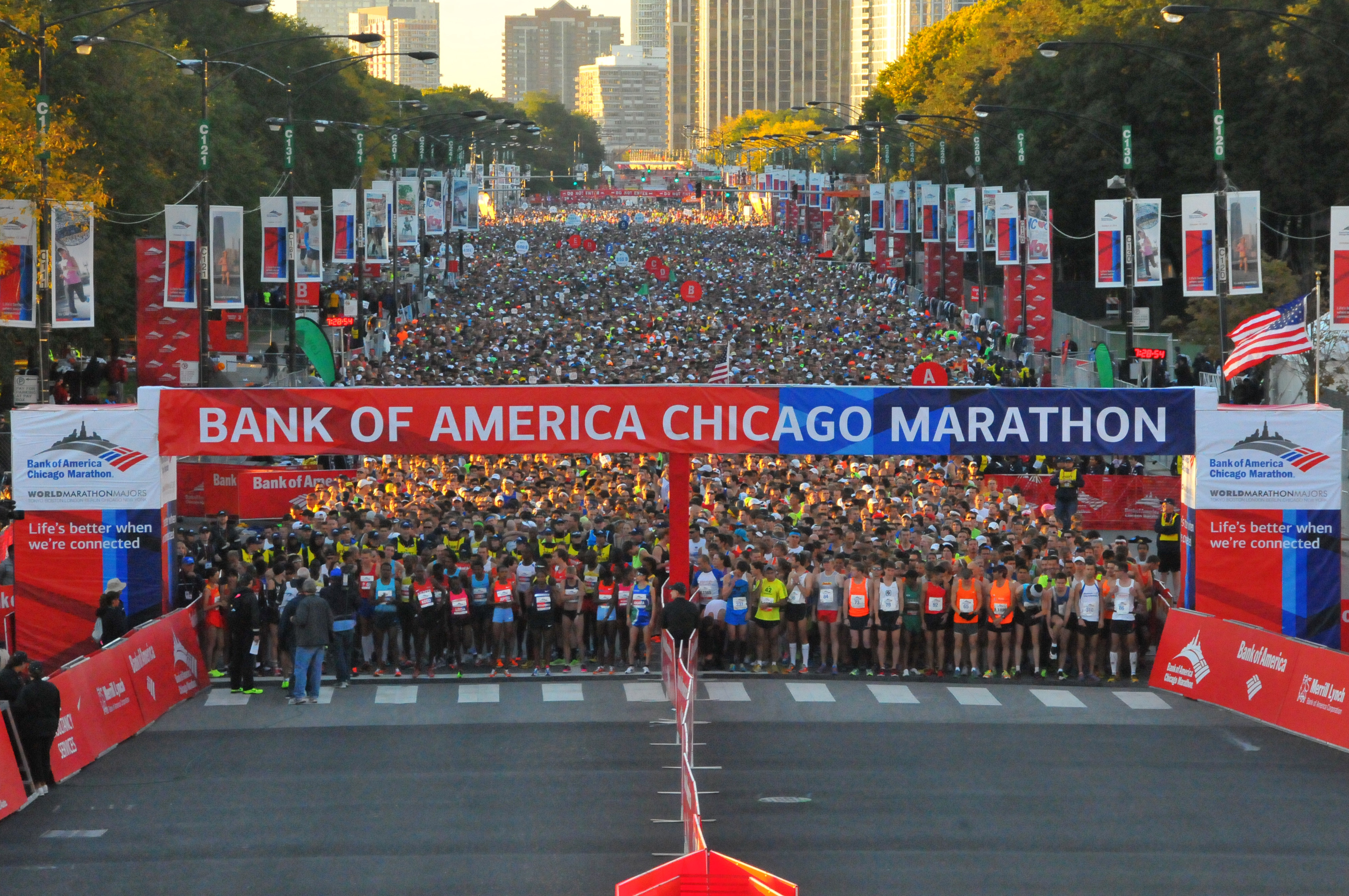 The World Class Marathons Sell Out Fast