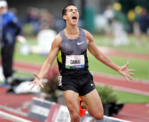 Olympic steeplechaser Donn Cabral is going to make a Surprise Marathon Debut In Honolulu tomorrow