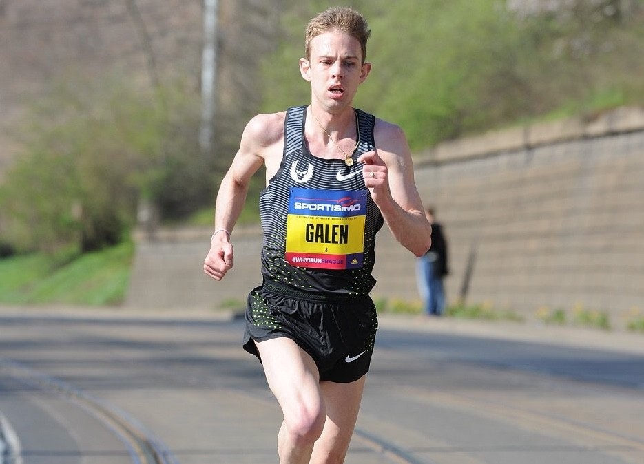 Galen Rupp is set to hit the streets of Prague May 6 and do battle in the Marathon