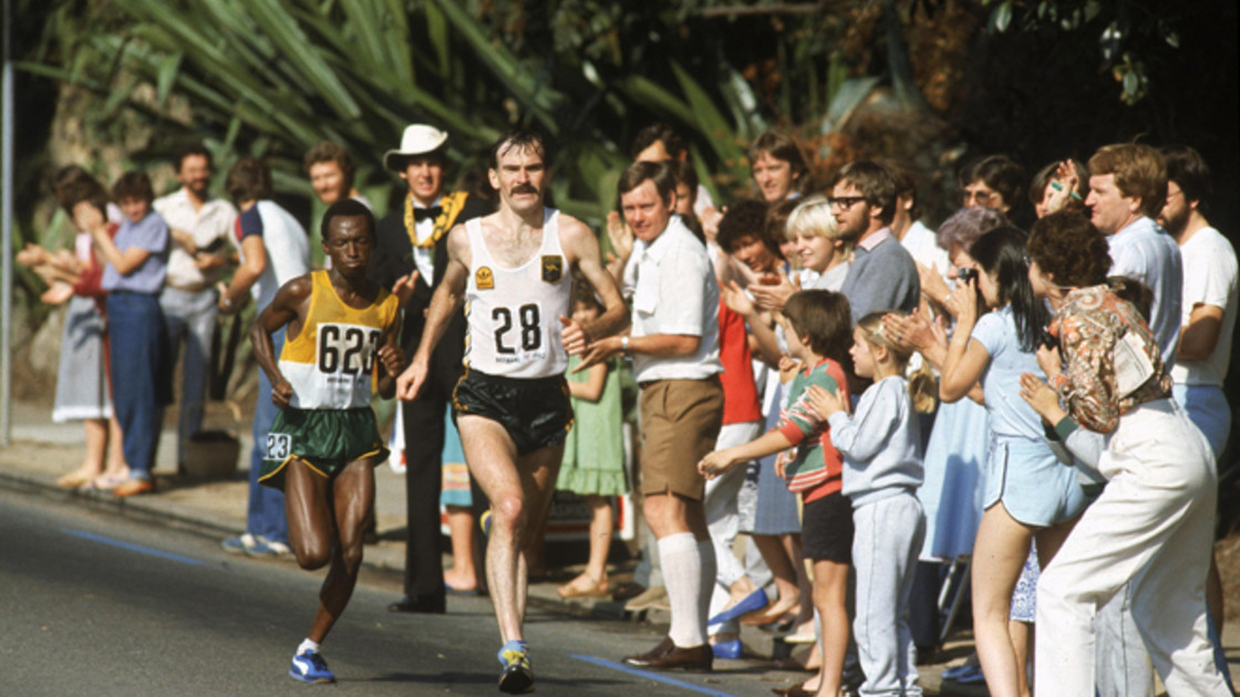 Robert de Castella recalls his Commonwealth Games moment as one of his greatest memories