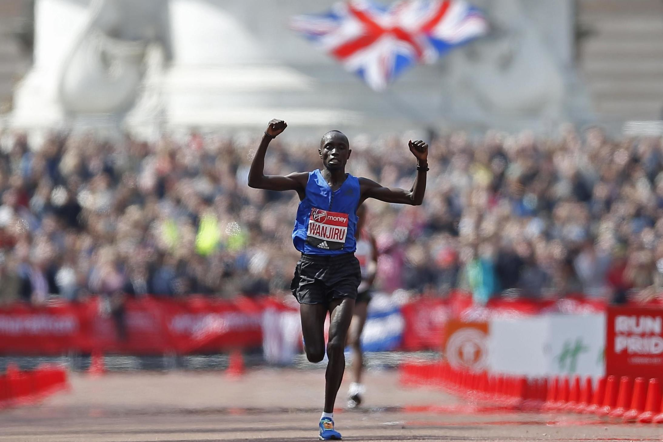 London's Marathon winner Wanjiru to Run London Big Half