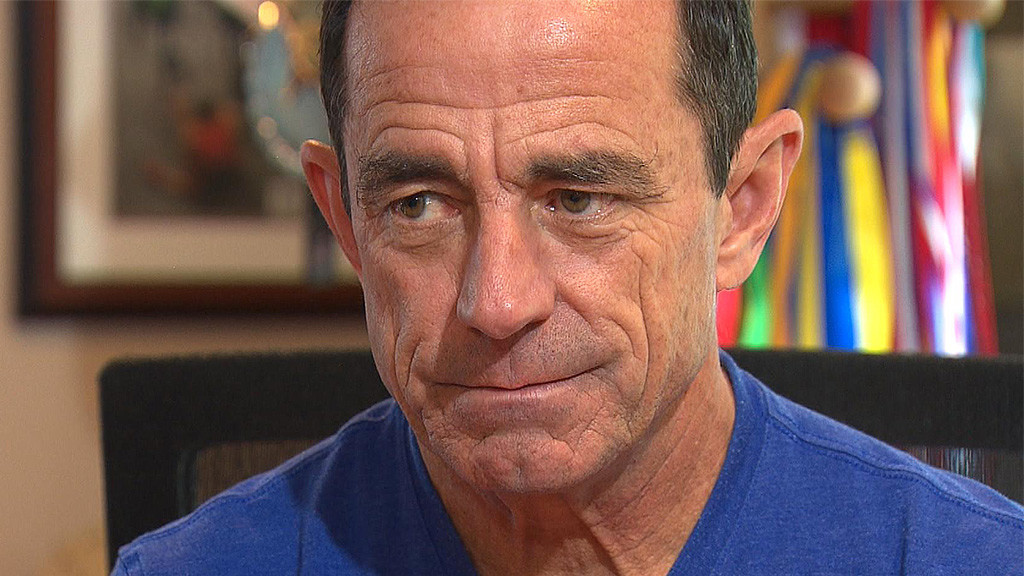 Even Triple Bypass Surgery does not stop Boston Marathon Director Dave McGillivray from doing his annual birthday run