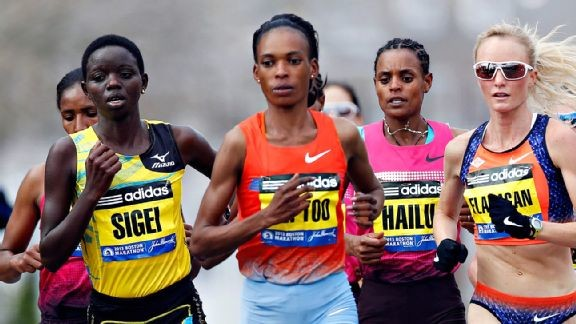 American's Elite Women Marathoners Are Just About Ready To Race In Boston