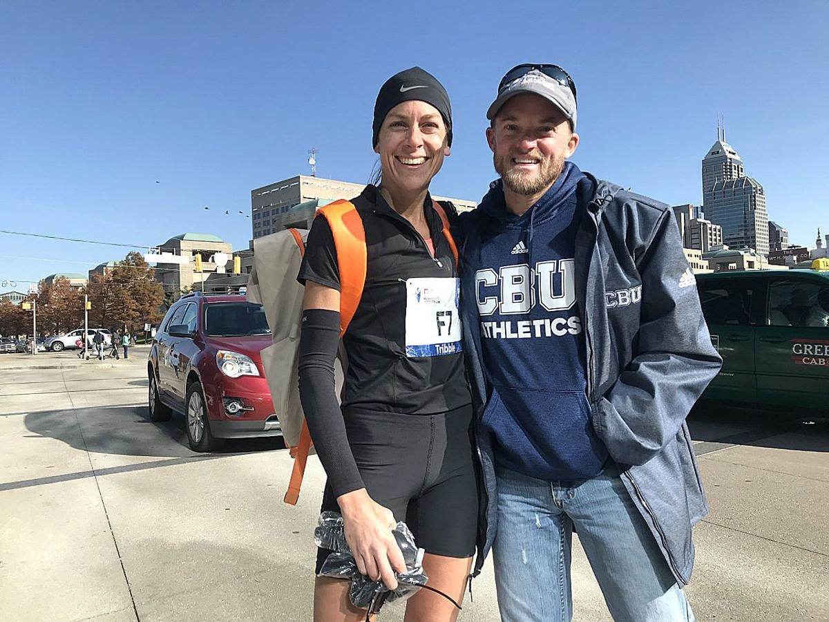 Meredith Tribble, a Davis graduated qualifies for Olympic Trials in women's marathon