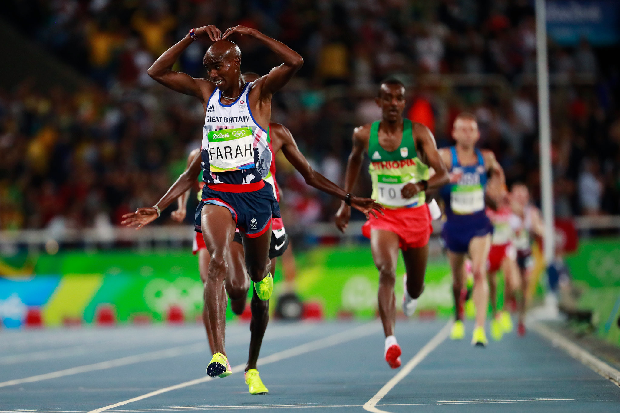 Sir Mo Farah says he can make history in Tokyo by winning 10,000m at the age of 37